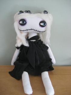 Murder Time Mary by ForeverFall on Etsy, $145.00