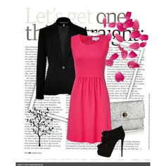 PINK, created by bubbletoes123 on Polyvore