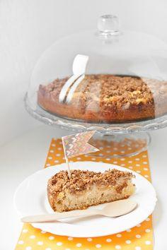 Má to šťávu!: Hruškovo - jablečný koláč