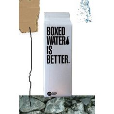 Boxed Water the quintessential conscious consumerism product: beautifully packaged sustainable disturbingly tempting. On the blog now. #sustainability #conscious #ecofriendly #water #ethicalfashion #sustainablefashion #shopping #lifestyle #blogger #lifestyleblogger