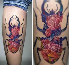 """We've seen some pretty interesting and quirky photography-themed tattoos in the past—from lens diagrams to a Canon """"L"""" red ring tattoo. But tattoo artist A"""