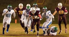 Photographing Friday Night Lights at a small country high school – Storyteller