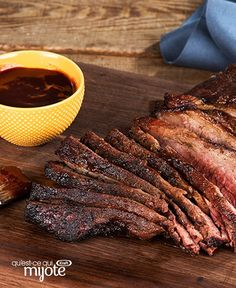 Invite all of your friends over for a barbecue and give our Pitmaster BBQ Brisket recipe a try. We'll show you how to smoke a brisket in a few easy steps. Sauce Barbecue, Barbecue Ribs, Barbecue Recipes, Pork Recipes, Smoker Recipes, Pork Brisket, Pork Ribs, What To Cook, What's Cooking