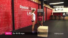 How to Do a Box Jump | CrossFit Workouts | POPSUGAR Fitness
