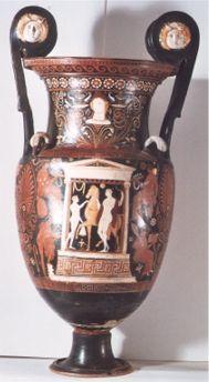 Griechischer Volutenkrater
