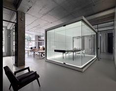 Meeting room at Soesthetic Group Offices – Kiev