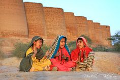'Singers of Rohi.' Photo taken by Nadeem Khawar in Punjab, Pakistan.  To see more life and culture photos from Punjab, visit this link, http://www.flickr.com/photos/nadeemkhawar/sets/72157613510321681/with/3228477610/.