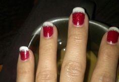Holiday nails!!
