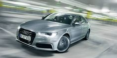 Audi A6  Anything Audi makes > every other car.