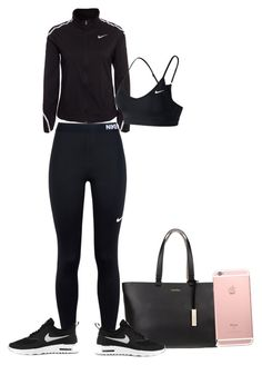 Nike Activewear by imgabbyb on Polyvore featuring NIKE and Calvin Klein