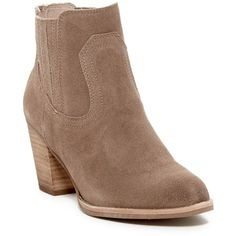 dbe013de0f4a3 Dolce Vita Jari Chelsea Bootie ( 80) ❤ liked on Polyvore featuring shoes