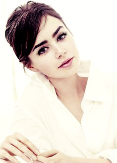Daily Lily Collins - Lily Collins featured in Allure Magazine
