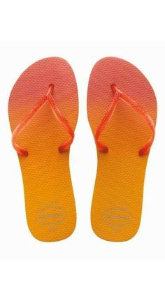 Flat da Havaianas - for summer vacations