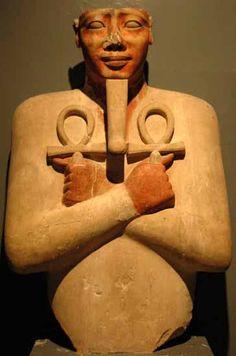 Pharaoh Senusret I