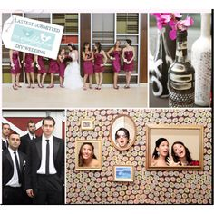 DIY: DIYwedding.org is so proud to be able to show off this NEW DIY inspired wedding from Morgan Bayard Photography. The do-it-yourself wedding ideas are so much fun and there are lots of unique and beautiful inspiration to pick from. Get inspired by the DIY wedding centerpieces, DIY wedding photo booth, DIY LOVE decorations and much much more. Go to http://www.diywedding.org/