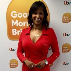 Ranvir Susanna Reid, Carol Vorderman, Good Morning Britain, New Readers, Ebony Girls, Tv Presenters, Stunning Women, Tv On The Radio, Celebs