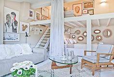 Un appartamento piccolo con un cuore design