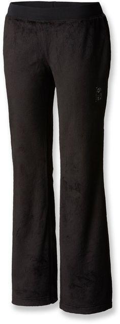 Mountain Hardwear Female Pyxis Fleece Pants - Women's