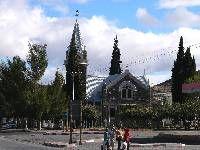 Die kerk van voor af Cathedral, Tower, Building, Travel, Viajes, Computer Case, Buildings, Towers, Trips