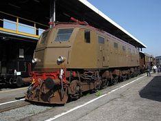 Locomotore E 428