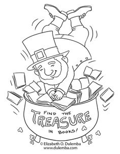 Children's Publishing Blogs Coloring Page Tuesday blog