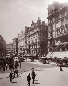 Stephansplatz 1900s