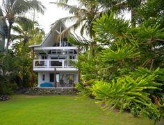Maison au bord de l'océan, #Hawaï #HomeExchange