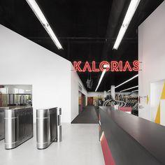Clube Kalorias / Estúdio AMATAM | ArchDaily Brasil