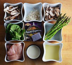 ... Sauté Starter on Pinterest | Lemon Pepper, Orzo and Garlic Chicken