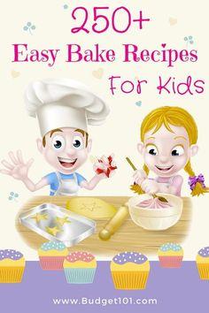 Easy Bake Oven Recipes Kids Oven Recipes 250 Easy Bake Oven Recipes for Kids breakfast desserts main dishes snacks and Easy Bake Oven Recipes for Kids breakfast. Easy Baking Recipes, Oven Recipes, Baby Food Recipes, Kids Cooking Recipes Easy, Snacks Recipes, Baking Tips, Salad Recipes, Dinner Recipes, Cheap Recipes