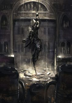 Aelin/Book 4. [Tomb raiding by Beaver-Skin on DeviantArt]
