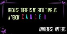 Good should NEVER be used to describe ANY cancer! #thyroidcancer #thyroidcancersurvivor
