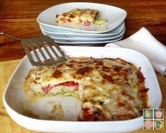 Lasaña de Calabacín y berenjenas Cooking Recipes, Healthy Recipes, English Food, Greens Recipe, Lasagna, Vegan Vegetarian, Love Food, Food And Drink, Healthy Eating