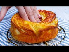 Kevesen ismerik ezt a LEVELES TÉSZTA receptet!| Ízletes TV - YouTube Brioche Bread, Just Bake, Pan Dulce, Cake Mix Cookies, Cooking Chef, Chiffon Cake, Flan, Charcuterie, Baby Shower Cakes