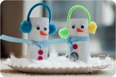 ATP tube snowmen