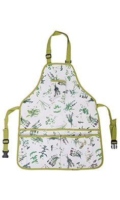 Esschert Design USA Herb Print Garden Apron Best Price