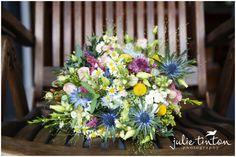 Wild Flower Wedding Bouquet Glencorse House, Summer Wedding - Katie &Tim - Edinburgh Wedding Photographer Julie Tinton - Edinburgh Wedding Photographer Julie Tinton Ph...