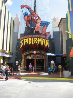 Universal Studios! S