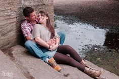 Wetherby engagement shoot