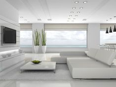 8 Refreshing Cool Ideas: Natural Home Decor Modern Fireplaces natural home decor earth tones design seeds.Natural Home Decor Bedroom Inspiration organic home decor earth tones brown.Natural Home Decor Ideas Essential Oils. Modern White Living Room, White Rooms, Living Room Modern, Living Room Interior, Living Room Designs, Small Living, Decor Home Living Room, Living Room Blinds, Blinds Design