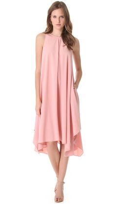 HATCH The Dinner Party Dress $298 -- potentially belted?