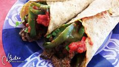 Burritos Dukan de Carne