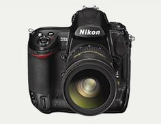 Nikon D3x...can't wait til I can afford one of these...maybe then I could sell some of the photos I take...