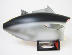 Bluefin Tuna Butchery Figure #figure
