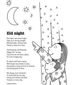 Eid Poem Scholastic