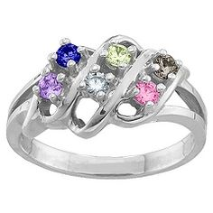 2-7 Accents Ring #jewlr