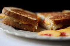 Peach Grilled Cheese - Door to Door Organics