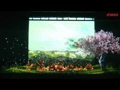 "4D art performance ""Digilog Samulnori"" - Hyper Façade - YouTube"