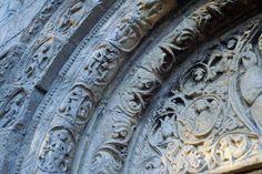 Barfreston Kent England, Harp, Medieval, Instruments, Architecture, Image, Arquitetura, Mid Century, Middle Ages