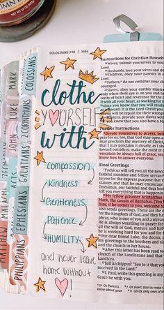 Bible Drawing, Bible Doodling, Bible Study Notebook, Bible Study Journal, Cute Bibles, New Bible, Bible Art, Bibel Journal, Bible Notes